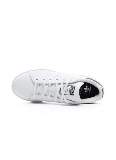 adidas Kadın Stan Smith Spor Ayakkabı Ee7570.Beyaz Beyaz